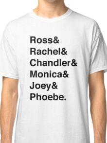 Friends & Classic T-Shirt