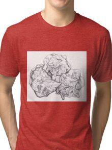 Paper and Plastic Tri-blend T-Shirt