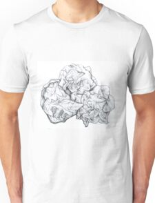 Paper and Plastic Unisex T-Shirt