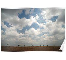 mara sky Poster
