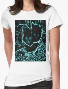 Baby Blue Kittens T-Shirt