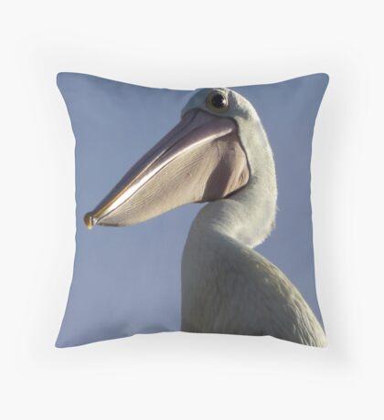 I've Got My Eye On You Throw Pillow