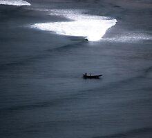 Lonely Boat by Neha  Gupta