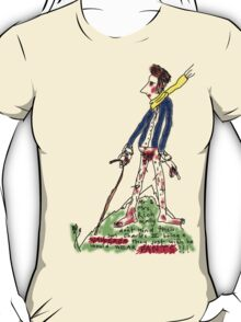 """""""Wanderer Wears"""" T-Shirt"""