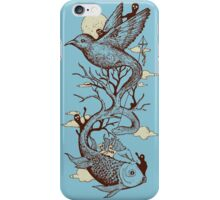 Escape from Reality iPhone Case/Skin