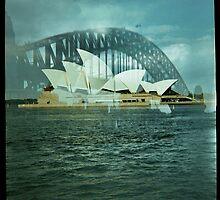 Sydney through a plastic lens by max gersbach