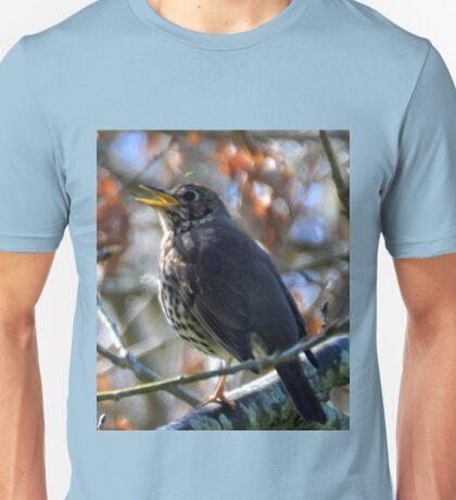 Sweet Songbird......... Unisex T-Shirt