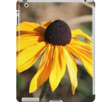 Yellow Bloom iPad Case/Skin