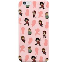 16 Candles_pattern iPhone Case/Skin