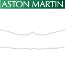 aston martin skyfall Sticker