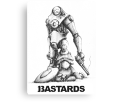 13astards Canvas Print