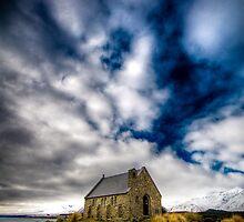 Chapel by Kana Photography