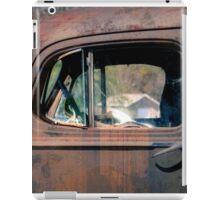 Window in Rural America  iPad Case/Skin