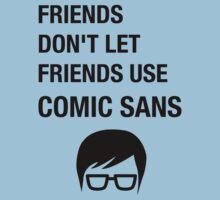 Sarcastic Hipster Funny Helvetica Nerd Designer Shirt Kids Clothes
