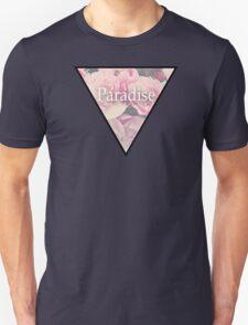 Paradise Flowers Unisex T-Shirt