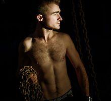 Fist Full Of Chain by Gavin  Male