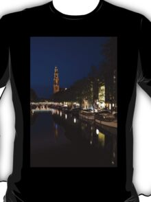 Amsterdam Blue Hour T-Shirt