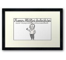 Trevor Philips Industries Framed Print