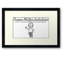 Trevor Philips Industries Framed Print