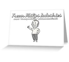 Trevor Philips Industries Greeting Card