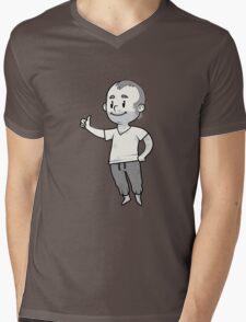 standalone Trevor mascot Mens V-Neck T-Shirt