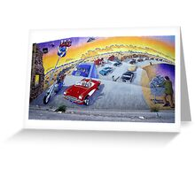 The Mother Road Greeting Card