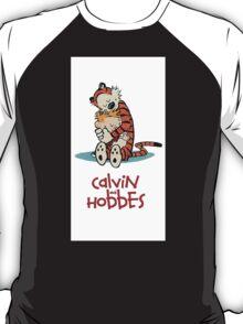 calvin and hobbes hugie T-Shirt