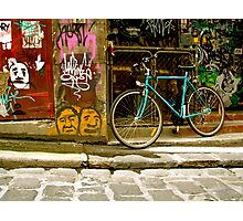 Melbourne Graffiti - Hosier Lane Photographic Print
