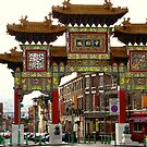 """Liverpool - Chinese Gate"" by Laura60"
