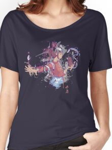 Perspective of Chihiro by Harantula Women's Relaxed Fit T-Shirt