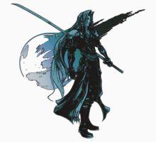 Sephiroth Final Fantasy VII Masamune  by shadowflash11