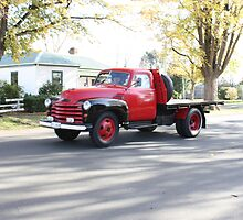 Chevrolet 1100 by PaulWJewell