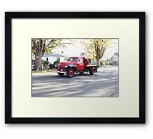 Chevrolet 1100 Framed Print