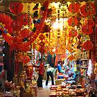 Shopping in Hanoi by justineb