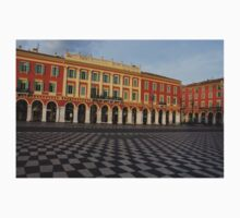Nice, France, French Riviera - the Cheerful Colors of Place Massena  Kids Clothes