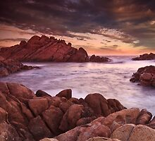 Sundown Over Canal Rocks by Gormaymax
