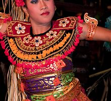 Balinese Dancer 6 by fotoWerner