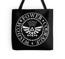 A Link to the Punk Tote Bag
