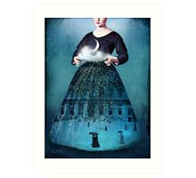 Frau Holle Art Print