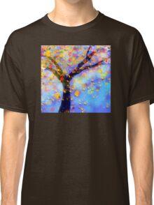 Falling Leaves  Classic T-Shirt