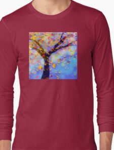 Falling Leaves  Long Sleeve T-Shirt