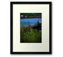 sterling peat  Framed Print