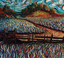 Windy Meadow by gilgarcia