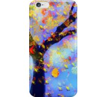 Falling Leaves  iPhone Case/Skin