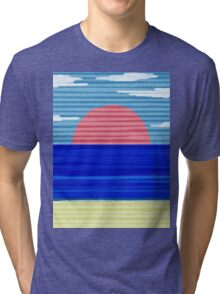 Paper Beach Tri-blend T-Shirt