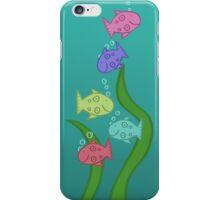 Fishies iPhone Case/Skin