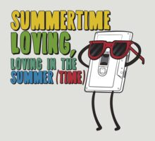 Regular Show - Summer Time Loving, Loving in the summer (Time) by creepingdeath90