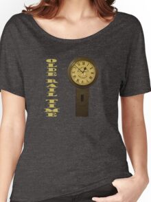Olde Rail Time Women's Relaxed Fit T-Shirt