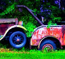 Wreck Pulling Wreck by photogirl1