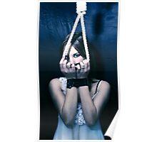 Through the noose Poster